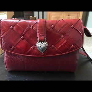 Brighton small red purse